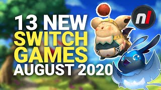 13 Exciting New Games Coming To Nintendo Switch   August 2020