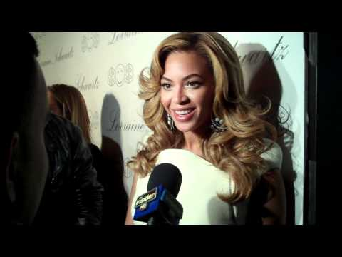 Beyonce At The Lorriane Schwartz Party In NYC