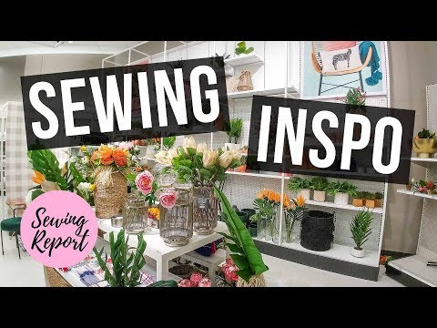 Sewing Inspiration All Around Us, Sewing Yoga + Asian Drama Obsession 🔴 SEWING REPORT LIVE