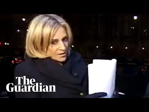 What Does Emily Maitlis's Brexit Eye-roll Really Mean?