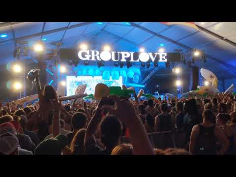 Grouplove - Tongue Tied @ Hangout Fest 2018