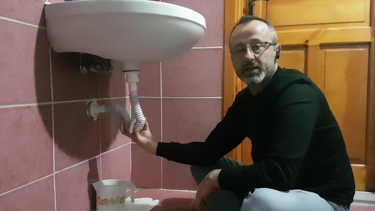 Lavabo kokusuna çözüm