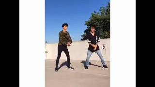 Juju on the beat Marcus and Lucas musical.ly