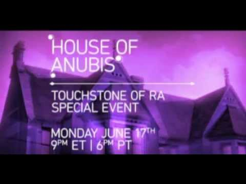 House Of Anubis - The Touchstone of Ra: First Trailer