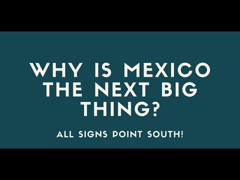 Mexico Investment Webinar