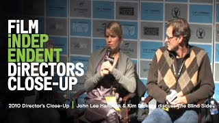John Lee Hancock & Kim Dickens Discuss The Blind Side | 2010 Director's Close-Up
