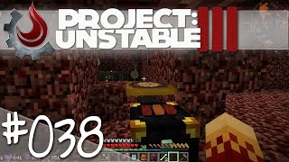 Project: Unstable [S3][#038][HD][Deutsch] EnderIO Powered Spawner und Witherschädel Farm