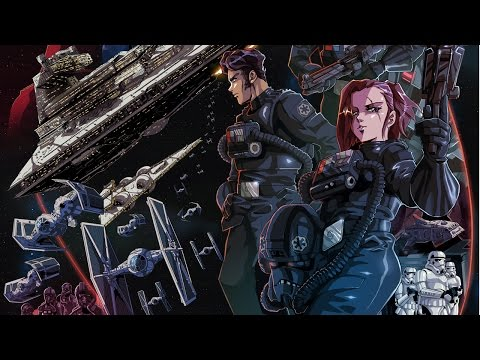 Anime-inspired TIE Fighter short film is eight minutes of Star Wars space-battle porn