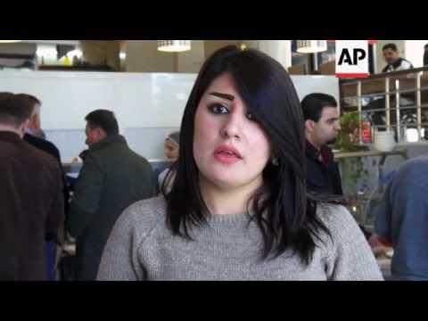 Kurdish all female restaurant challenges norms