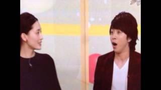 Repeat youtube video 櫻井翔×綾瀬はるか 紅白2013前に爆笑「生トーク」