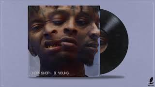 Скачать Free 21 Savage J Cole Type Beat Chop Shop Prod B Young