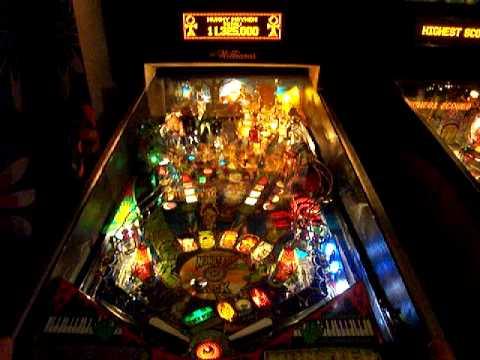 Monster Bash Pinball Machine Monsters Of Rock In Ball 1