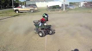 ATV kids 4 wheeler