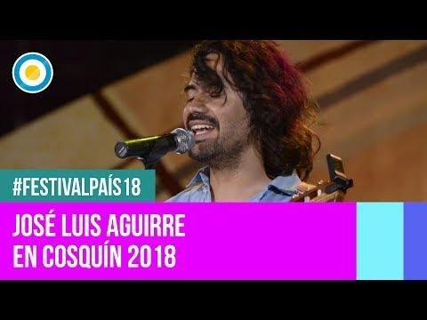 Festival País '18 - José Luis Aguirre en el Festival Nacional de Folklore de #Cosquín2018