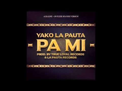 Alkaline On Fleek Spanish Version Yako LaPauta - Pa Mi
