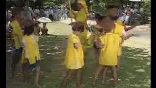 鳩間島 豊年祭