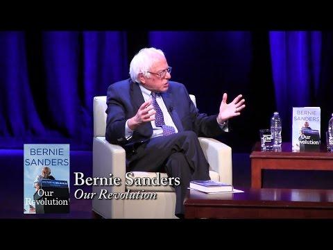 "Bernie Sanders, ""Our Revolution"""