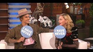 The Ellen Degeneres Show 2015 03 18 Justin Bieber & Madonna FULL