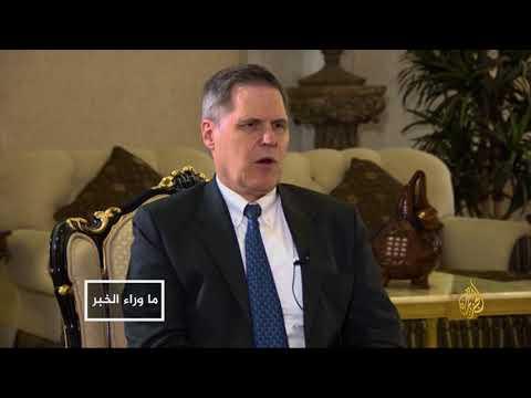 ما سر حزن السفير الأميركي باليمن على صالح؟  - نشر قبل 3 ساعة