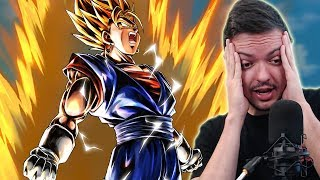 GUARANTEED Sparking Summons! Super Vegito RETURNS To Dragon Ball LEgends