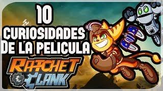 Curiosidades sobre la Película de Ratchet & Clank, El Juego de ps4