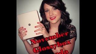 November GlossyBox Canada Thumbnail