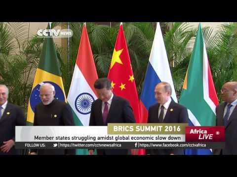 BRICS member countries struggling amidst global slowdown