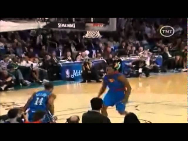 d8df01563 NBA All-Star Slam Dunk Contest  The 12 Best Throw Downs Of All Time  VIDEOS