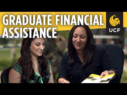 Graduate Financial Assistance – UCF College of Graduate Studies