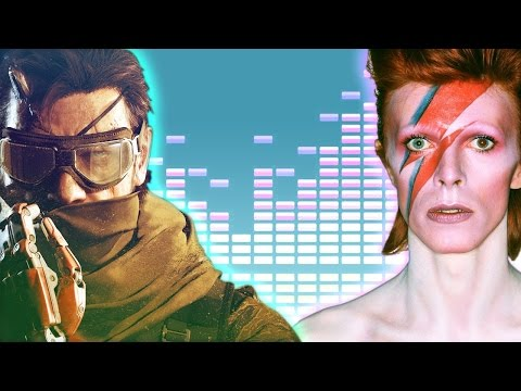 13 Songs for Metal Gear Solid 5 - The Phantom Playlist