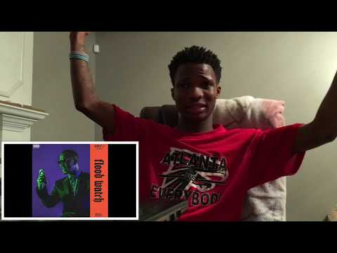 Juicy J - Flood Watch (Audio) ft. Offset ( REACTION )