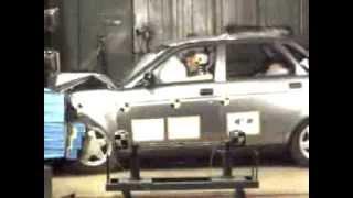 Crash Test Auto VAZ (LADA) Priora 2170