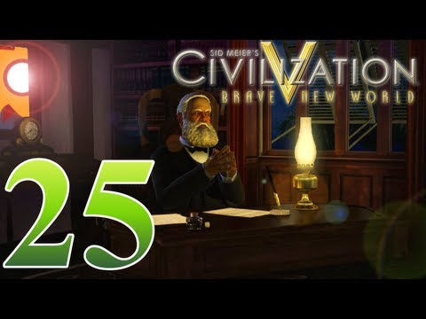 Civilization V Brave New World as Brazil - Episode 25 ...Ancient Bead Warfare...