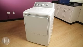 A no-frills dryer from GE that packs a performance punch