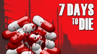 Zombie Drug Raid ★ 7 Days To Die (15) - Zombie Games