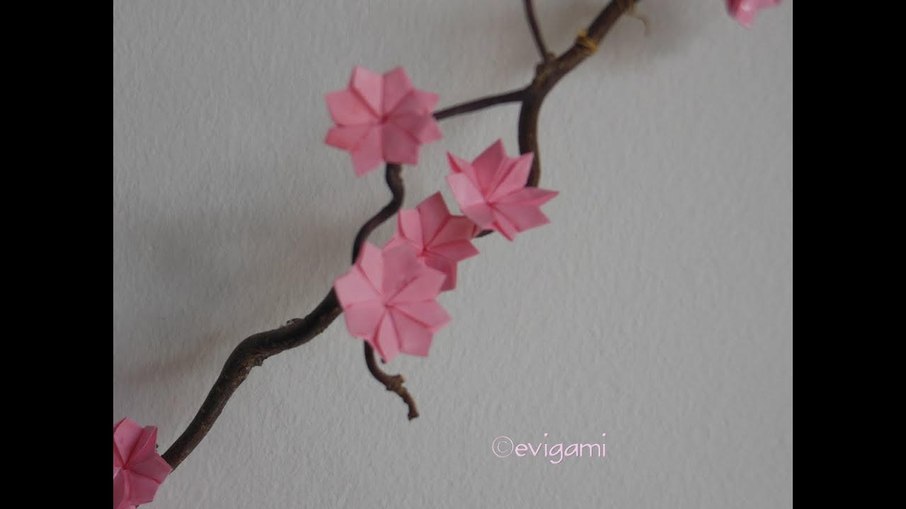 Origami Herbst Faltanleitung