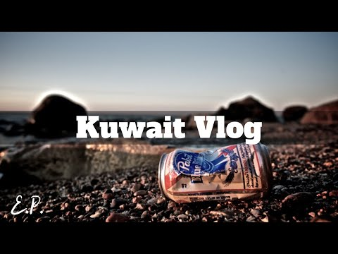 TRAVEL VLOG | Kuwait #10 Beach Cleanup