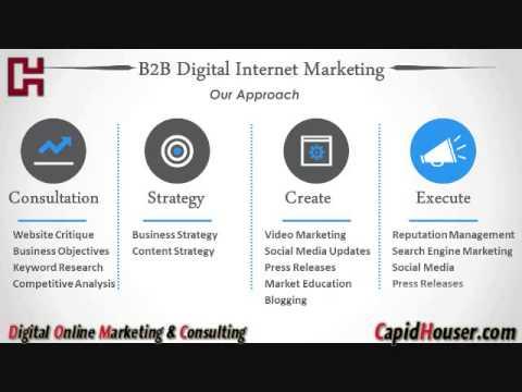 business to business b2b digital internet marketing