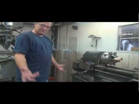 How to Make a Brass Container on a Metal Lathe - Kevin Caron