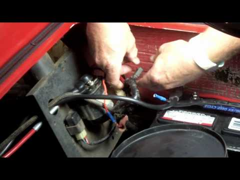 Yamaha Gas Golf Cart Repair - YouTube on