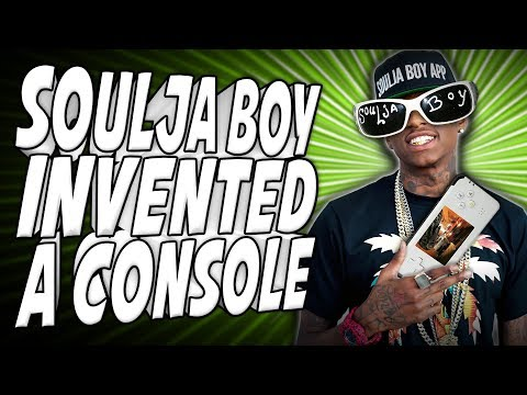 Soulja Boy Released a New Gaming Console?!