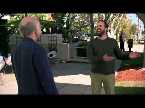 """[CYE] Larry David confronts a """"pig parker"""""""