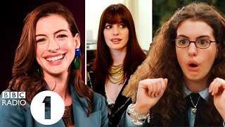 'It was a dream!' Anne Hathaway looks back on Princess Diaries, Devil Wears Prada and... 'Krunt'?!