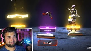 So.. I opened some APEX PACKS in Apex Legends