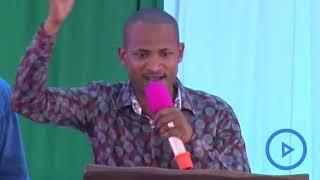 Raila's politics debt should be paid first, Ruto's can wait - MP Babu Owino