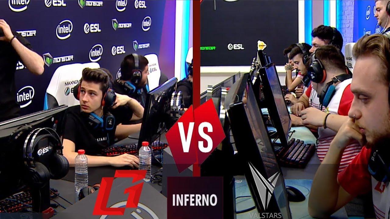 E Spor Türkiye, CS:GO - LOG Esports vs. Valstars | Intel ESL Türkiye Şampiyonası Büyük Finali