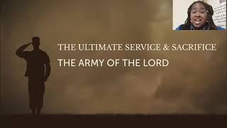 PWAM Virtual Sunday Sermon 2021_0530 ULTIMATE SERVICE & SACRIFICE