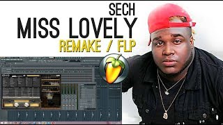 Sech - Miss Lonely (Remake/Instrumental/Karaoke)