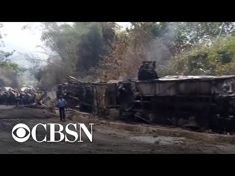 WorldView: Deadly bus crash in Cameroon; Pakistan to release man convicted of killing U.S. journa…