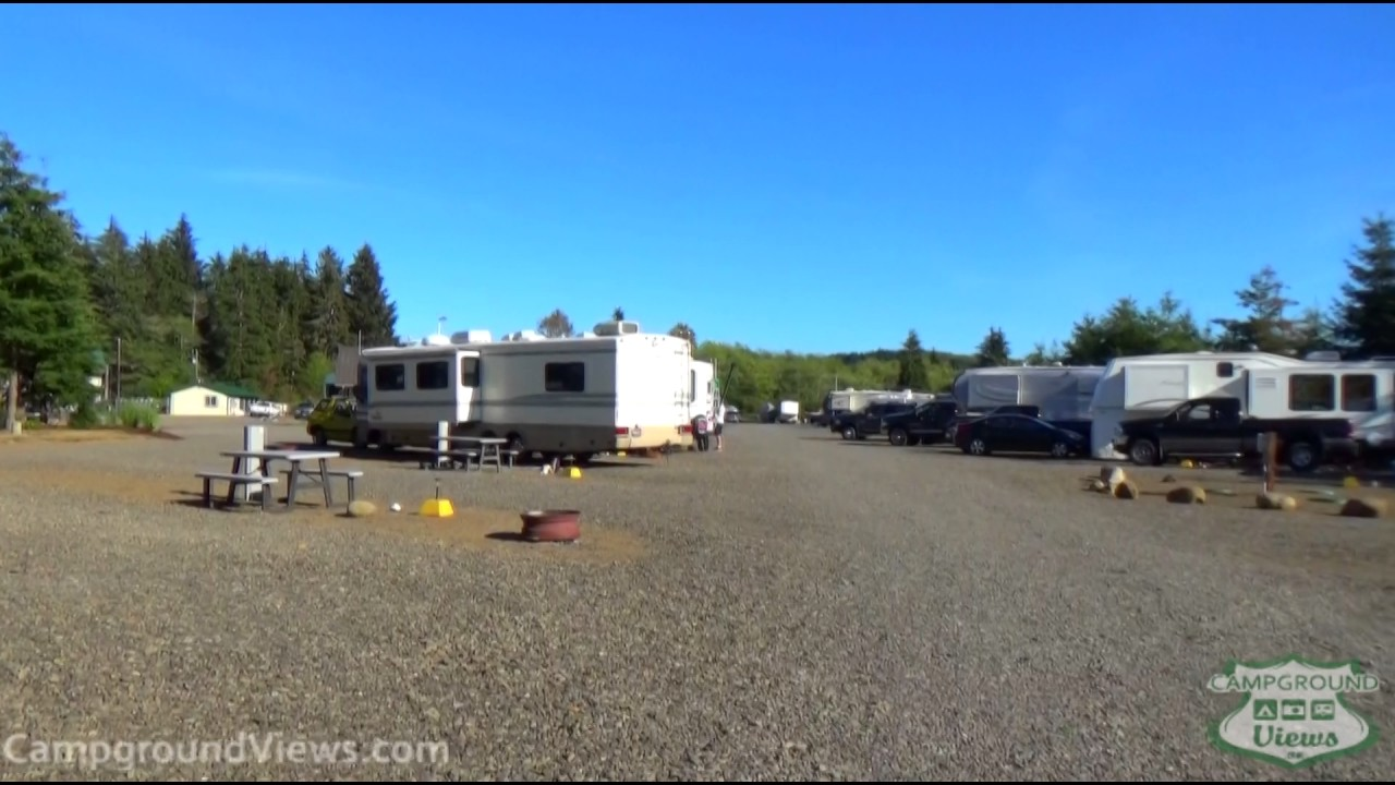 Riverview RV Park Storage Forks Washington WA